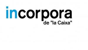 """Logo del Programa Incorpora de """"la Caixa"""""""
